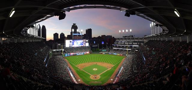 Progressive Field - Cleveland, OH