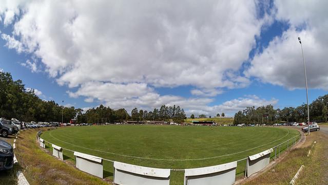 Yallourn North Football ground