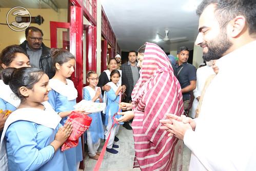 Her Holiness inaugurated Garhdiwala Bhawan PB