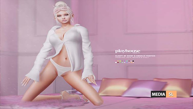 Playhouse - @ Tlalli  – NEW - Giveaway!