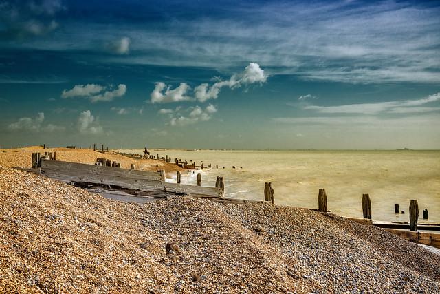 Winchelsea Beach.