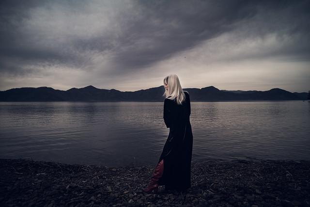 Melancholy lake