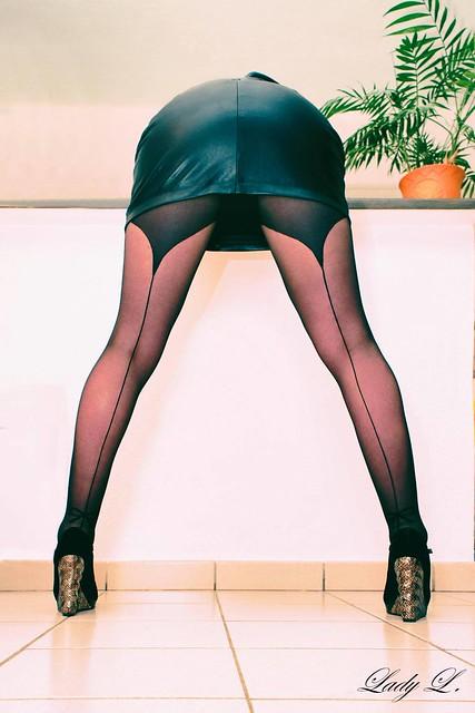 High heels (2)
