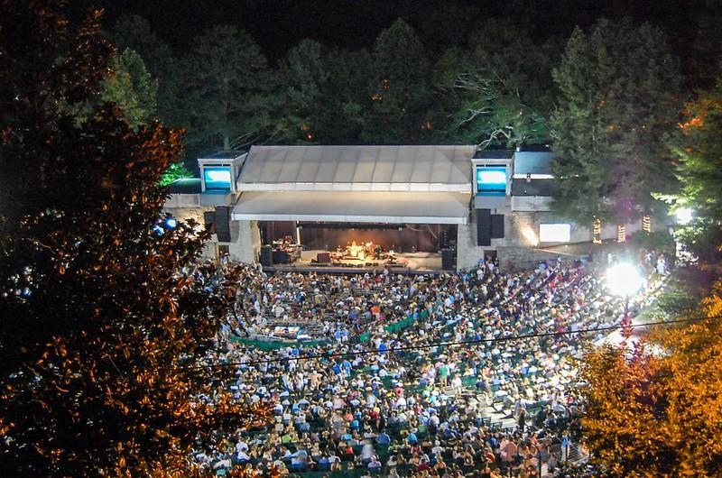 Cadence Bank Amphitheatre at Chastain Park - Atlanta, GA