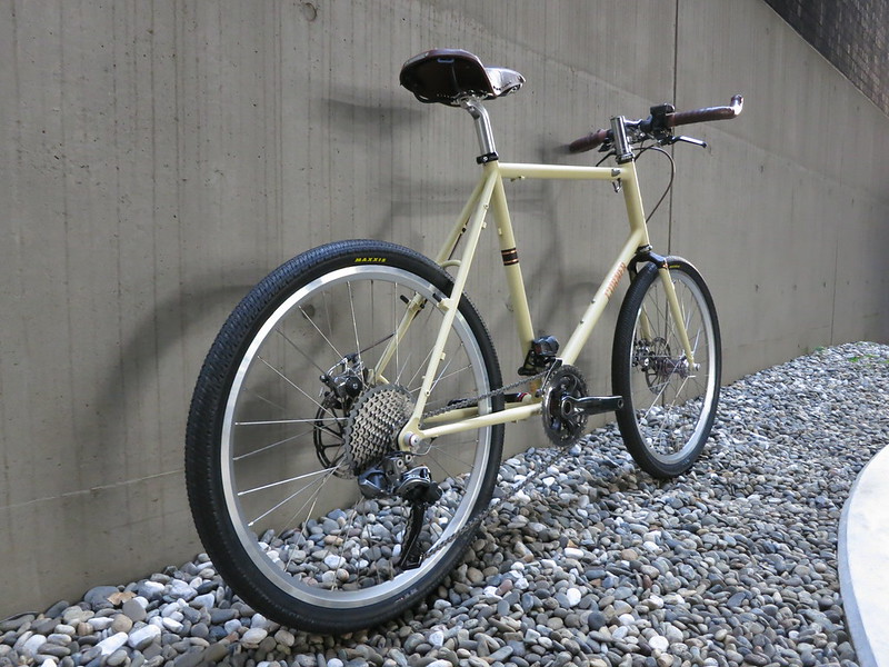 Corner Bikes 24 3