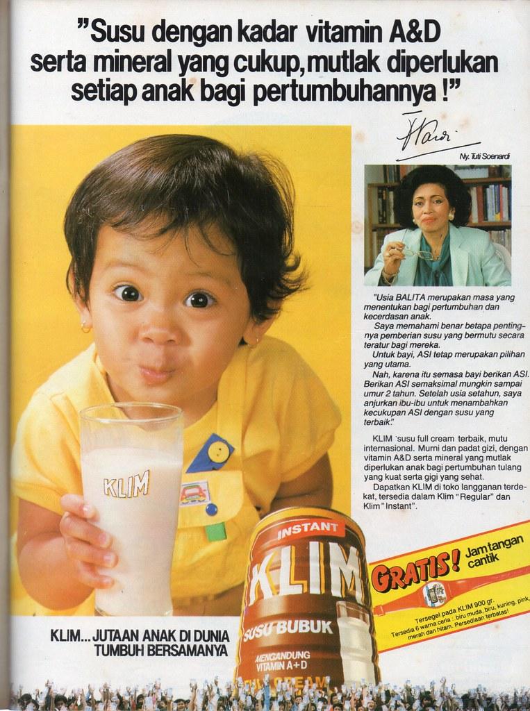 Susu Klim - Kartini, 25 Juli 1988