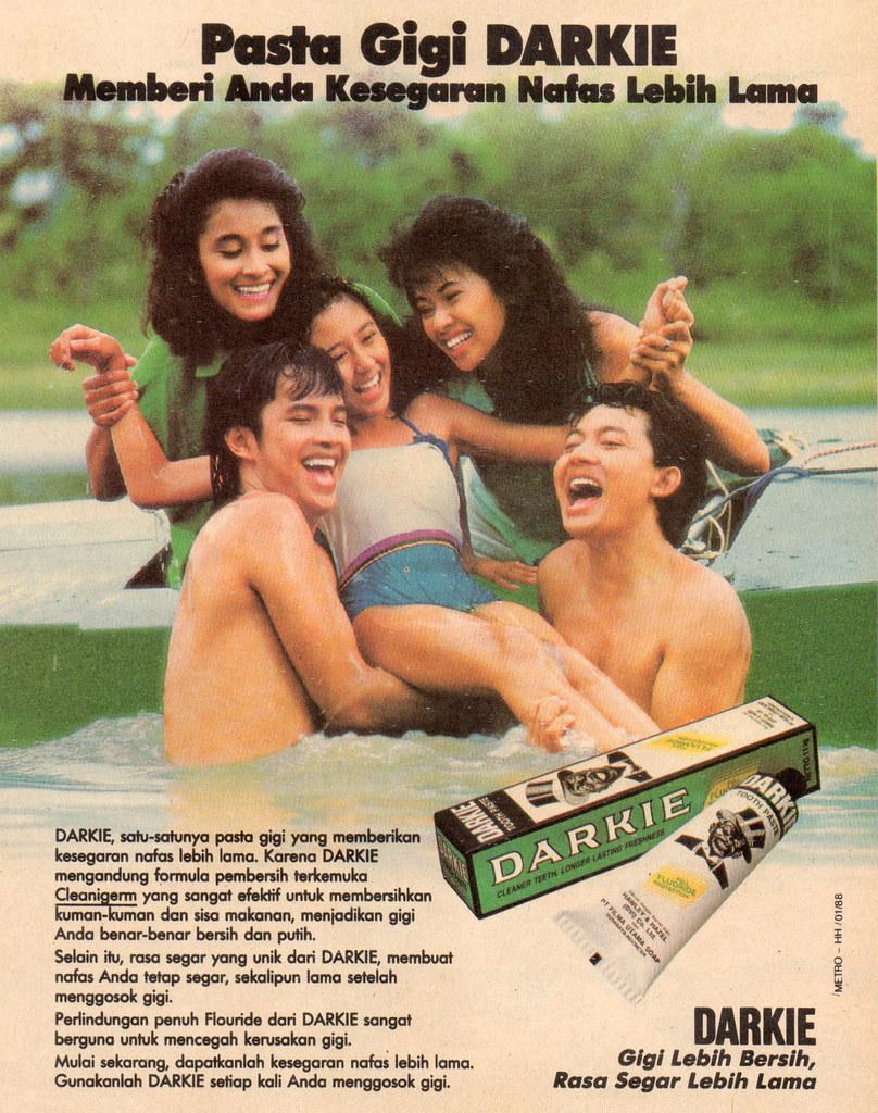 Darlie - Kartini, 25 Juli 1988