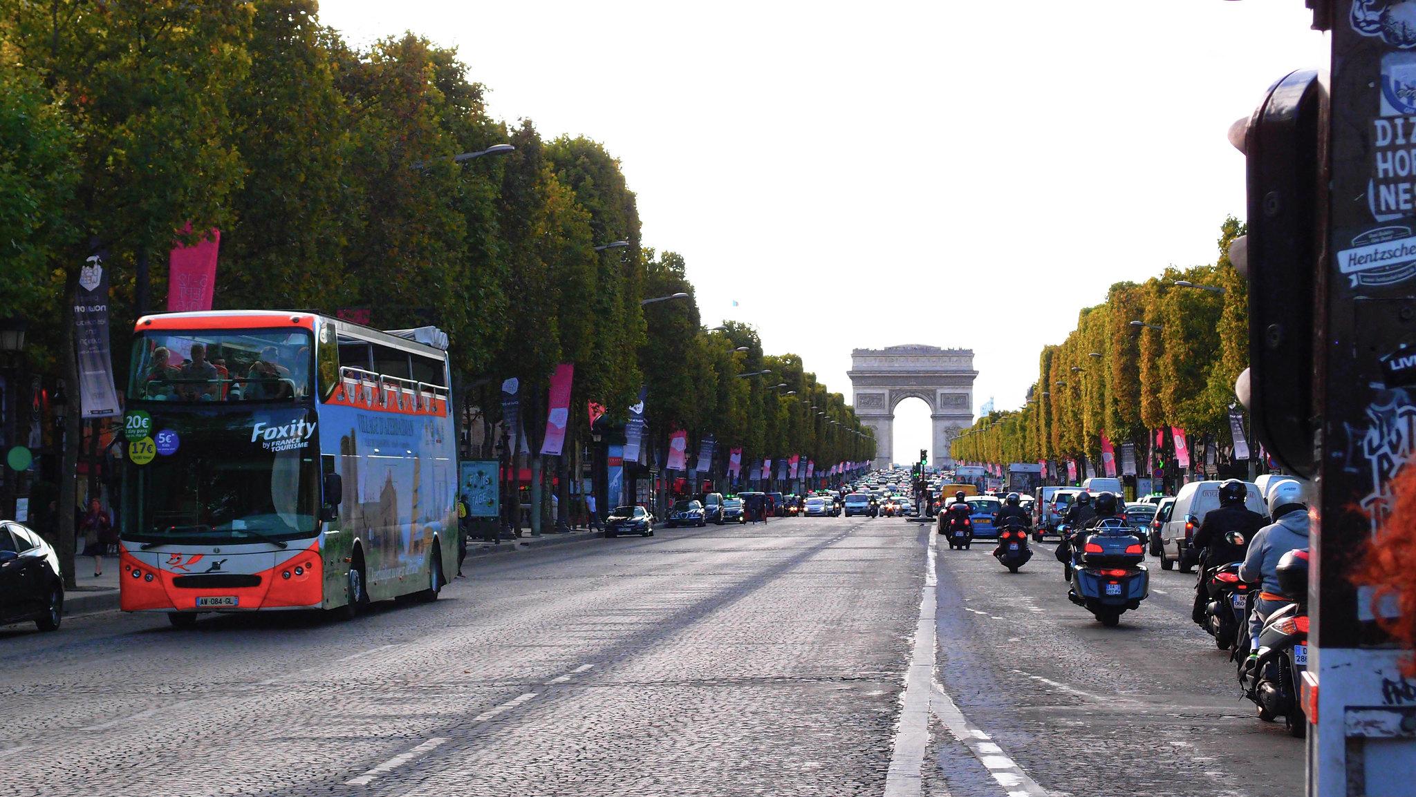 Pariisi matkavinkit