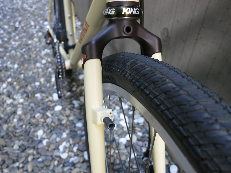 Corner Bikes 24 Fork