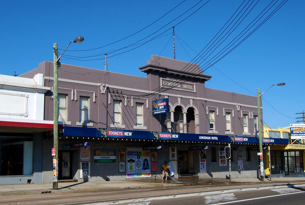 Lewisham Hotel, Lewisham, Sydney, NSW.