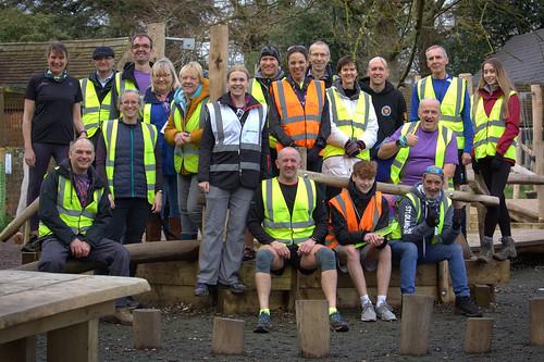 Park Run Volunteers Group