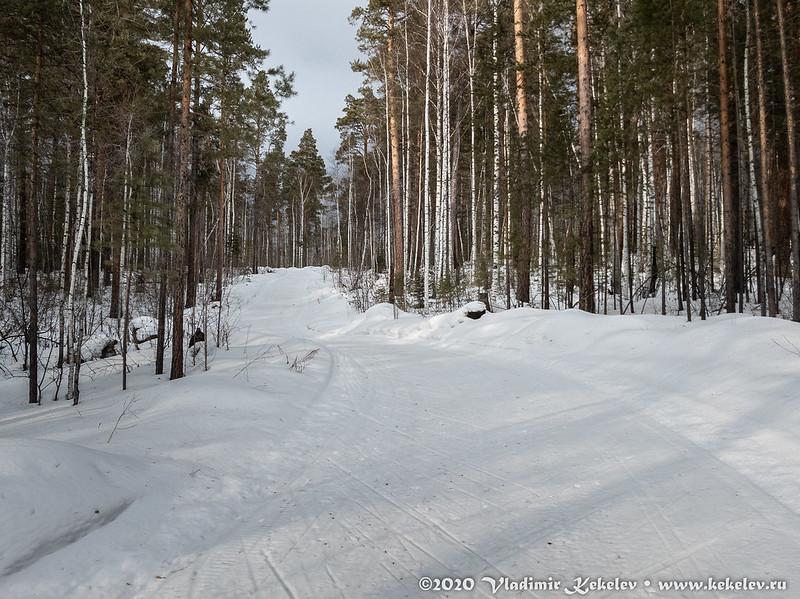 Лыжная база *738