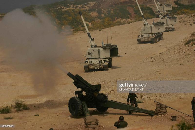 155mm-M114-AuF1-exercise-lebanon-20090402-gty-1
