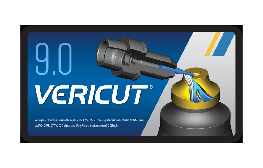 CGTech VERICUT 9.0.1 x64 full