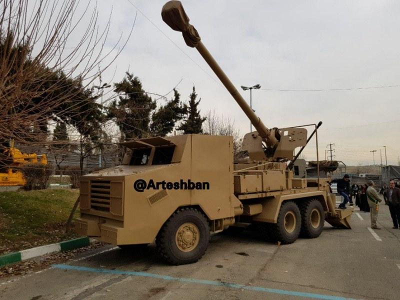130mm-M-46-truck-iran-2019-spz-1