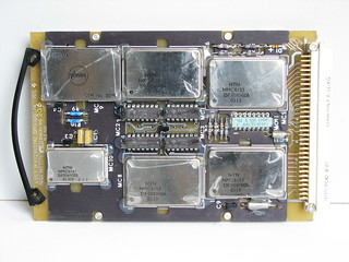 Thermal observation & gunnery sight symbology processor board 2
