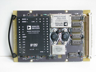 Thermal observation & gunnery sight symbology processor board 7