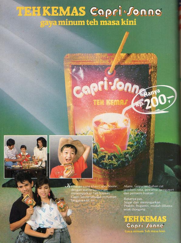 Capri-Sonne - Kartini, 25 Juli 1988