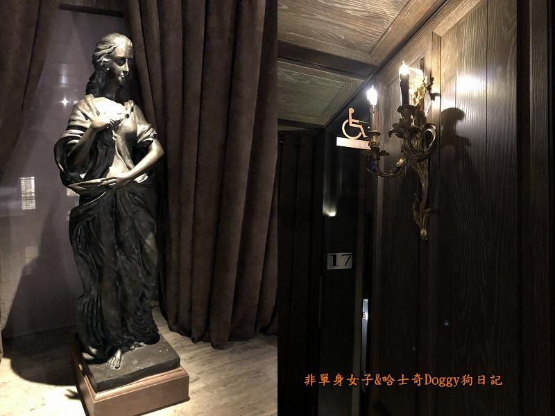君品酒店颐宮米其林三星27電梯