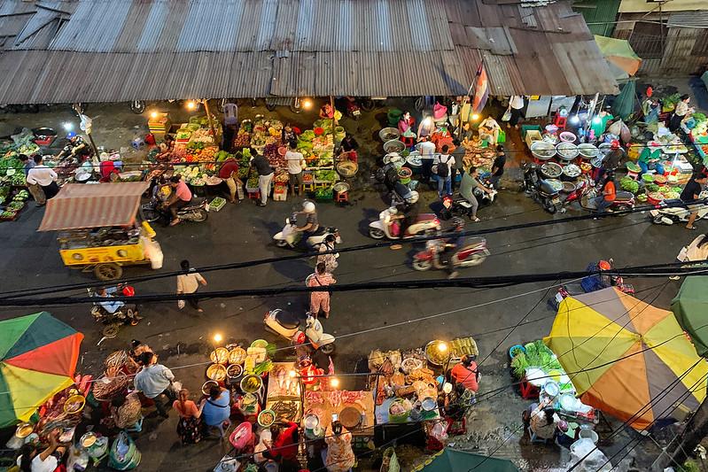 Russian Market - Phnom Penh