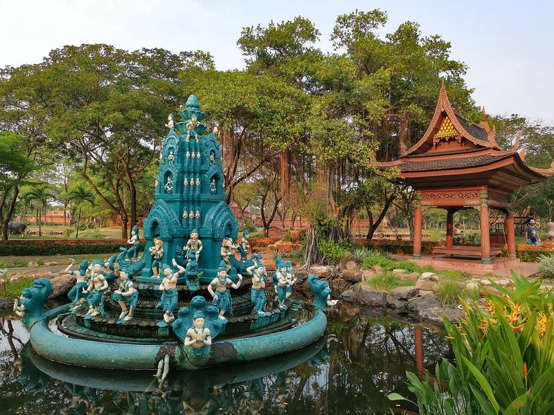 Thaiföld-Kambodzsa jógatábor és körút 2020.02.16-29.
