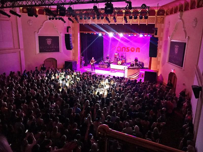 Buckhead Theatre presented by Cricket Wireless - Atlanta, GA