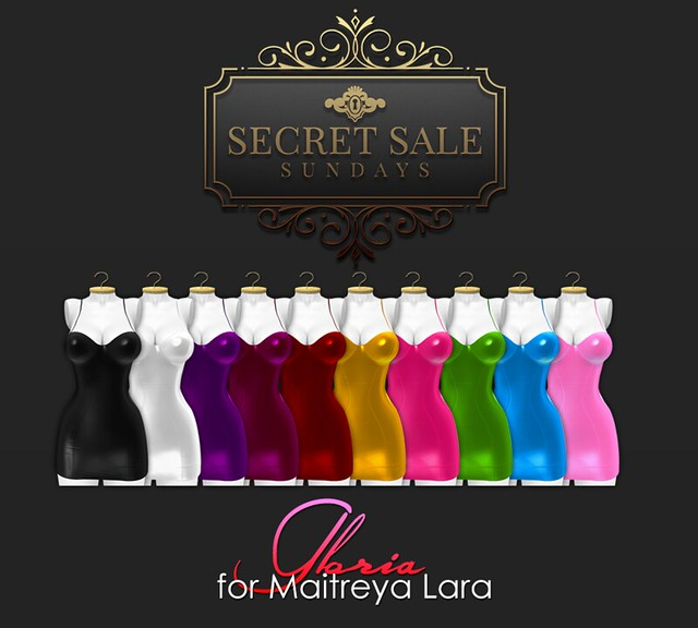 Maai @ Secret sale sundays