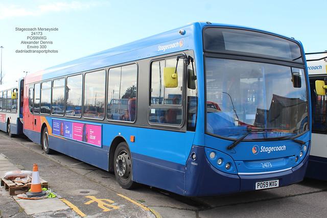 Stagecoach Merseyside 24173