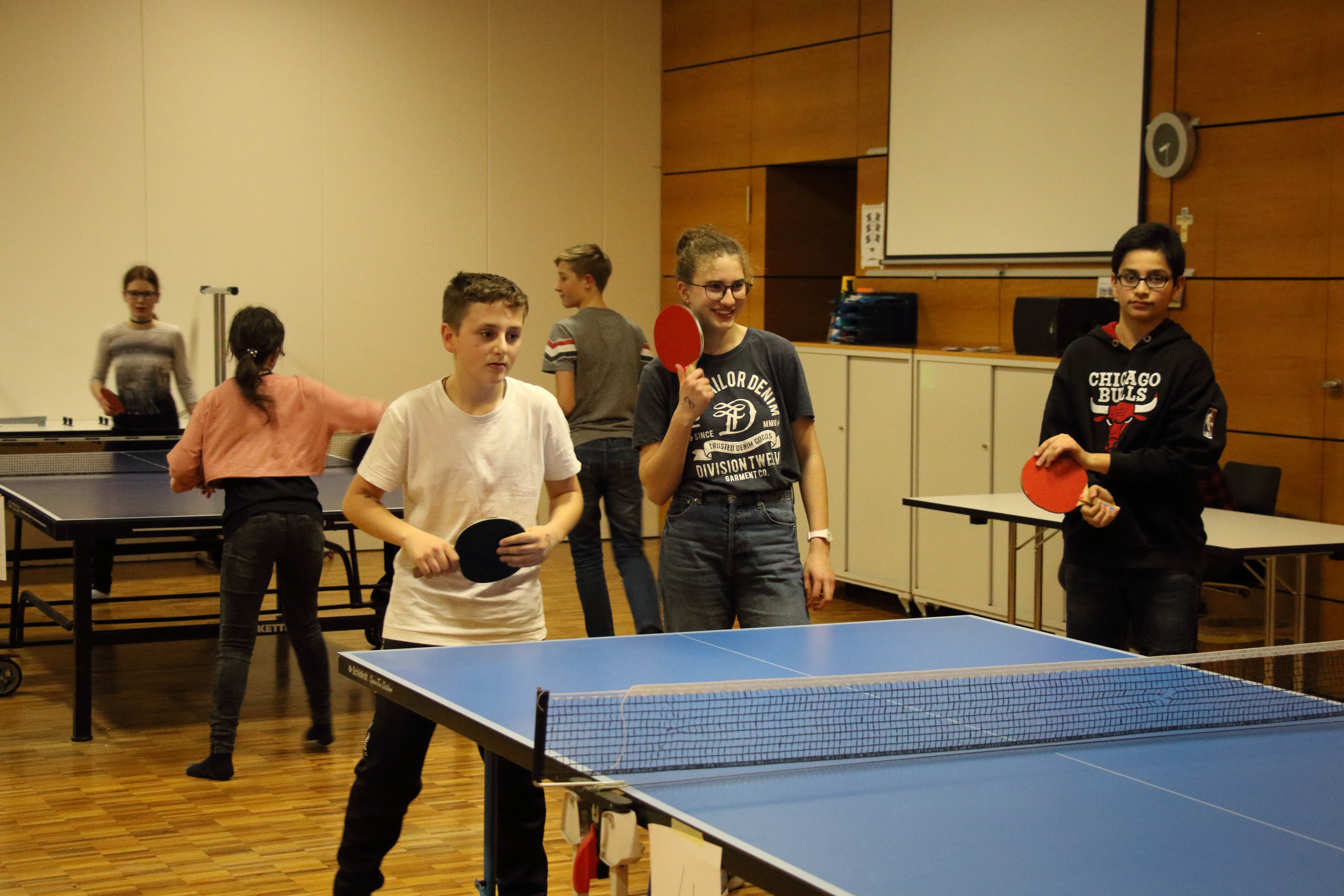 Pingpong Turnier