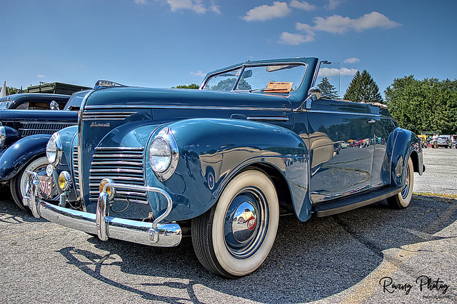 1940 Plymouth Convertible