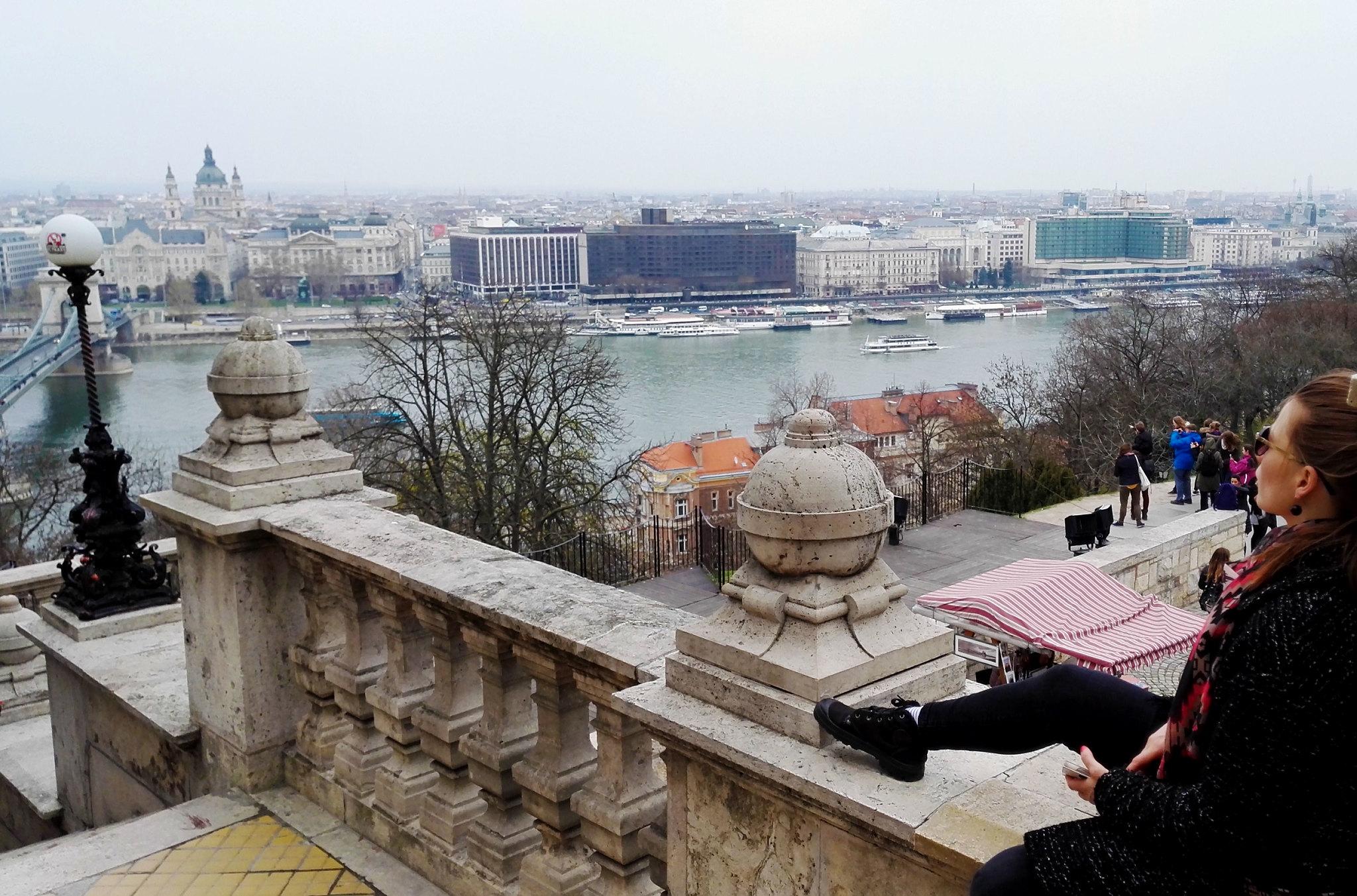 Budapest näköala