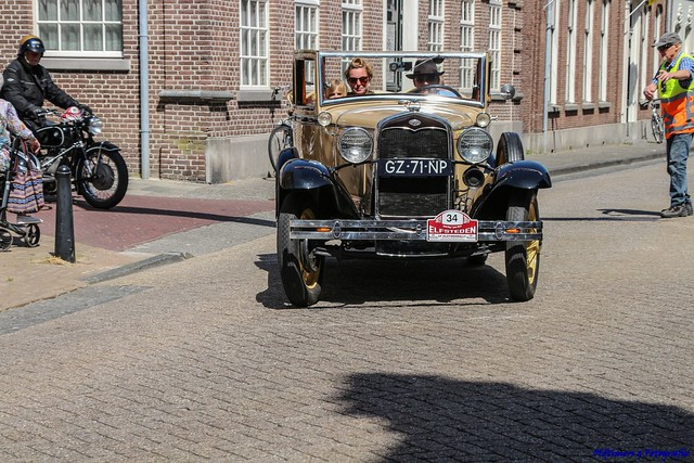1931 Ford A 400 Limousine - GZ-71-NP