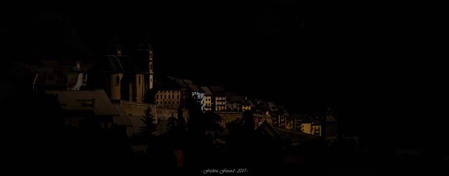 Clair-Obscur sur la Cité Vauban