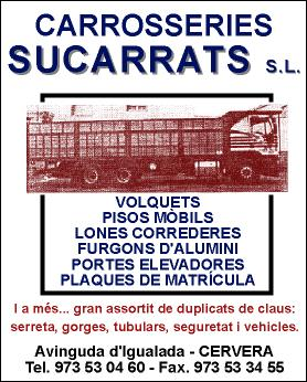 Carrosseries  Sucarrats