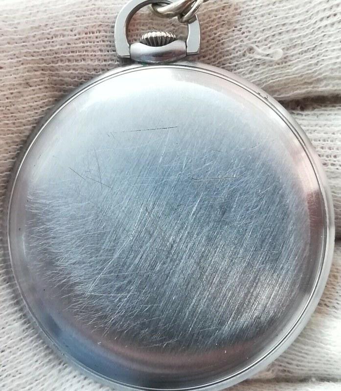 2 montres de poches Zenith se rajoutent à ma collection de Zenith 49662146512_57b4daabaa_c
