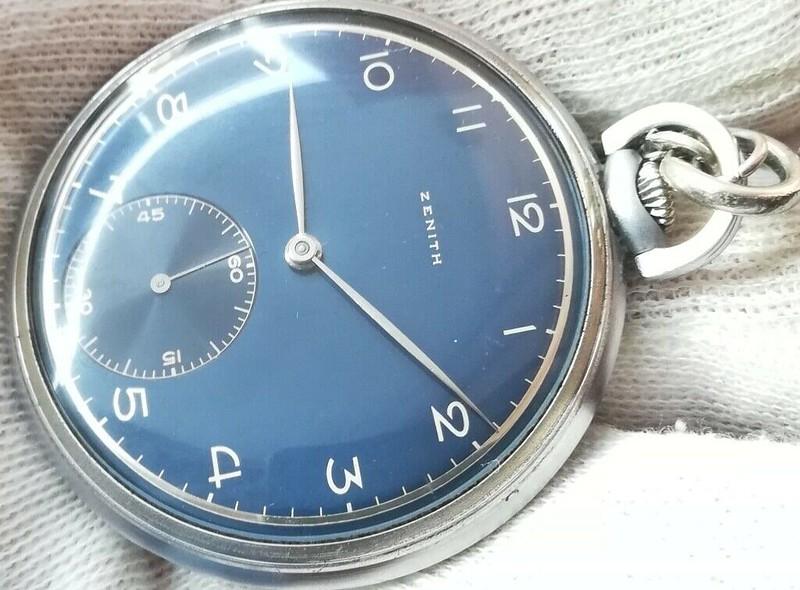 2 montres de poches Zenith se rajoutent à ma collection de Zenith 49662146587_0bb46fe447_c