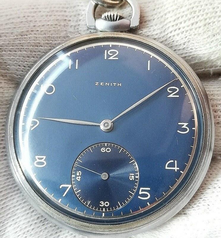 2 montres de poches Zenith se rajoutent à ma collection de Zenith 49662146632_f8f3aa7d6b_c