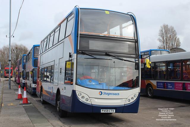 Stagecoach - 15581 / PX59CTV