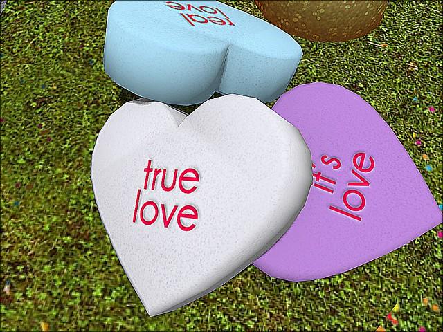 Candyland II - True Love Is My Desiree