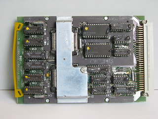 IMG_0012Thermal observation & gunnery sight symbology processor board 4