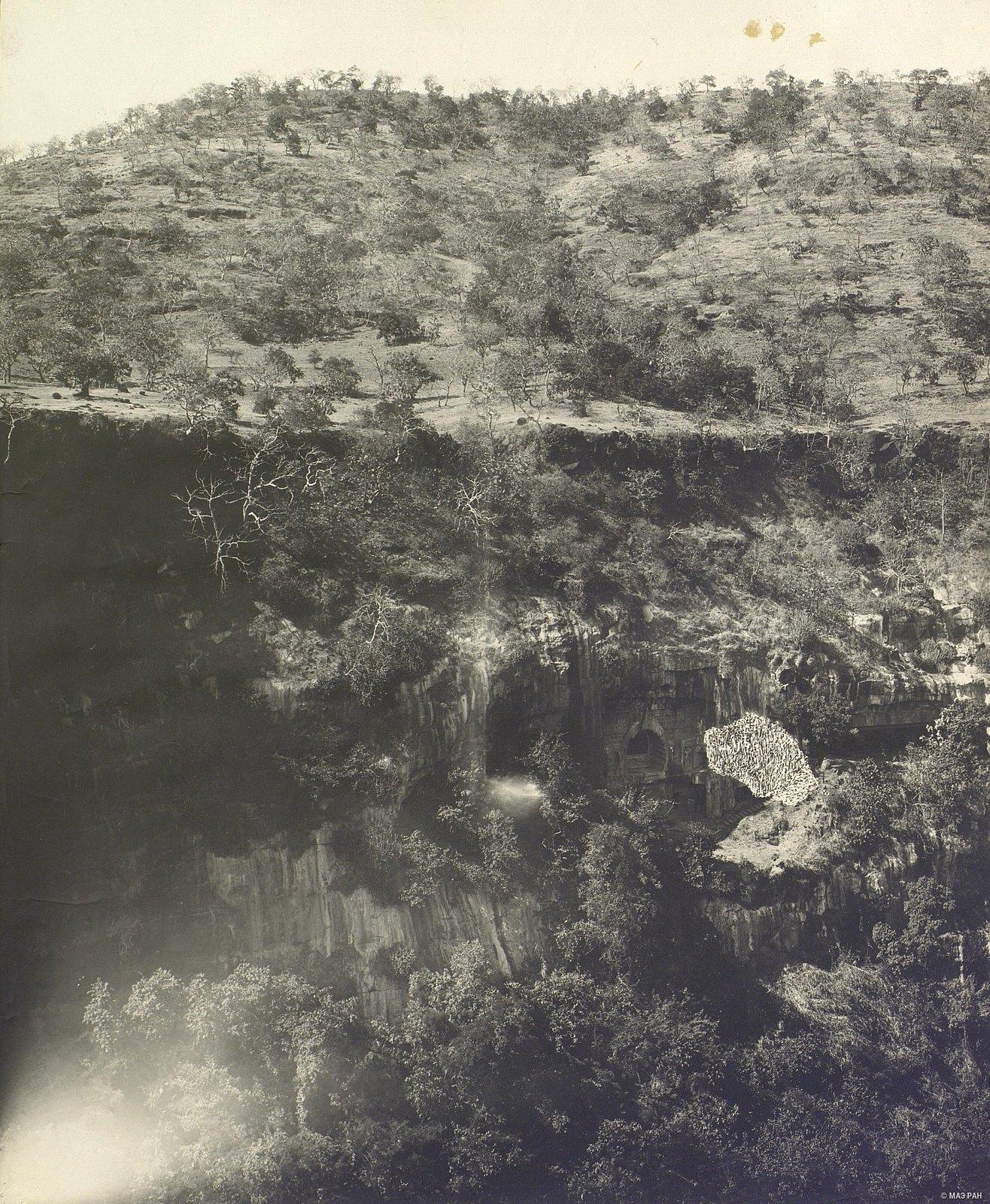 Аджанта (общий вид местности)2