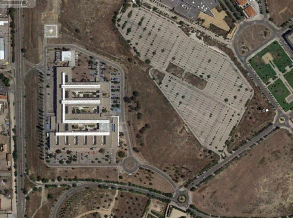 hospital del tajo, aranjuez, madrid, se conoce que froilán era malo para ponerl el nombre, después, urbanismo, planeamiento, urbano, desastre, urbanístico, construcción, rotondas, carretera