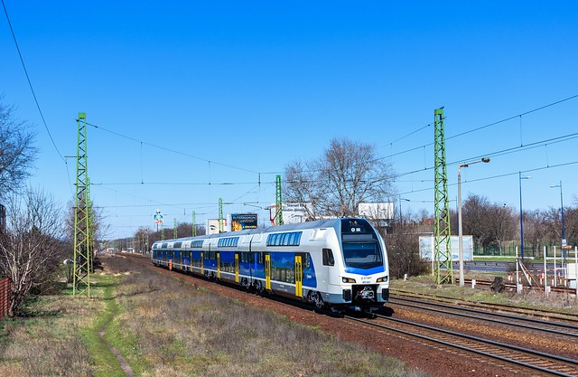 MÁV 815 007, Ferihegy