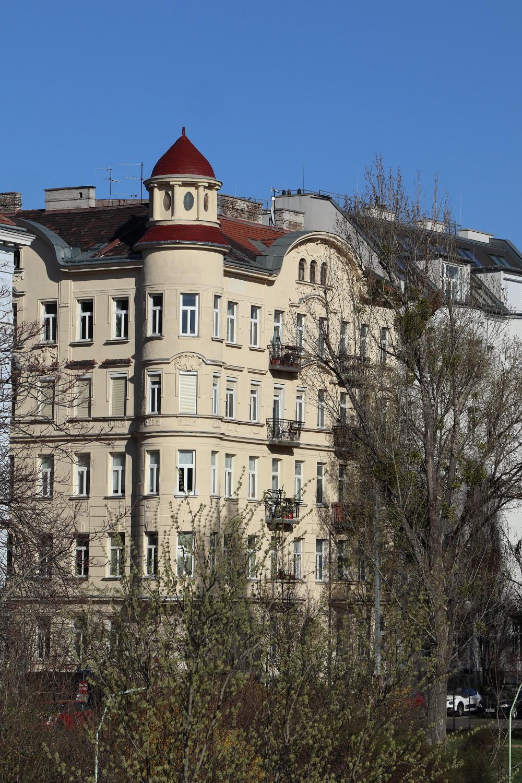 Schüttelstraße facade