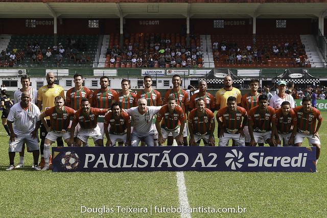 Portuguesa Santista 1 x 3 São Caetano (Paulistão A2)