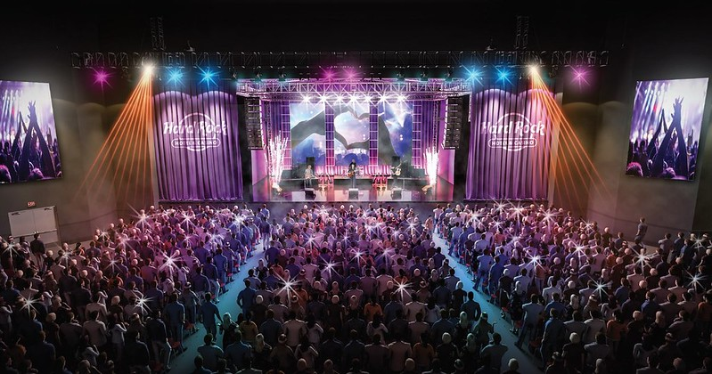 Mark G Etess Arena at Hard Rock Hotel & Casino - Atlantic City, NJ