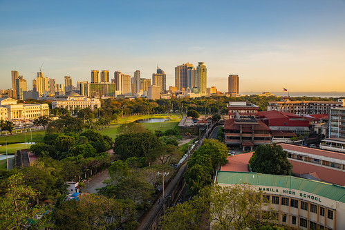 philippines manila bayleaf panoramicview skydeckviewbar intramuros