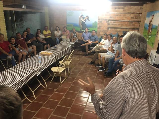 13/03/2020 Reunião Progressistas Alegrete