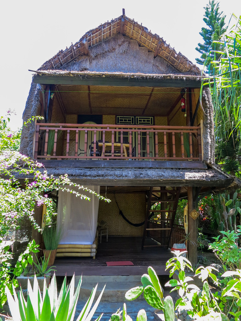 Two floor bungalow at Sunrise Gili Air