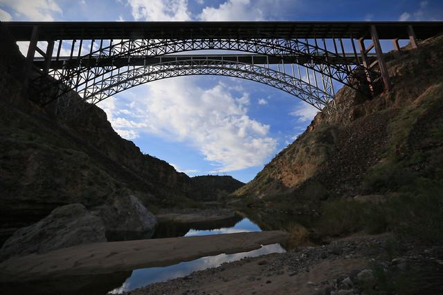 Looking Back at Burro Creek Bridge 7D2_5789